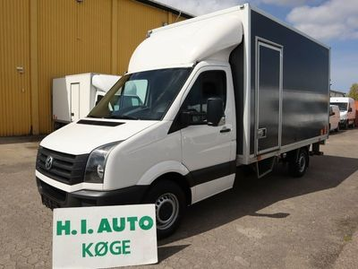 brugt VW Crafter 2,0 TDi 163 Chassis m/alulad M
