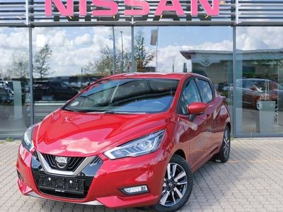 second-hand Nissan Micra 0,9 IG-T N-Connecta Start/Stop 90HK 5d