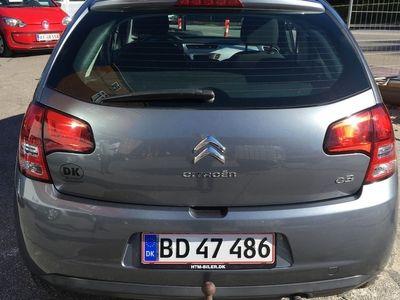 brugt Citroën C3 1.4 68 HK Dynamique