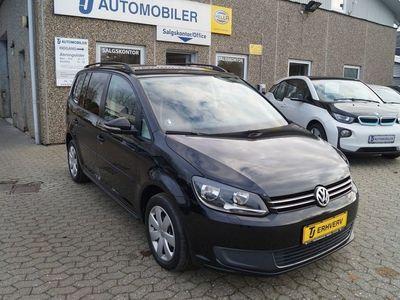 brugt VW Touran 1,4 TSi 140 Comfortline Van