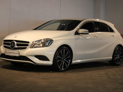 second-hand Mercedes A180 1,6 BE