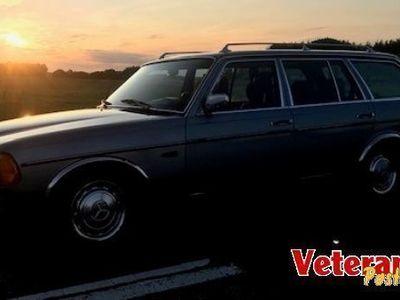 brugt Mercedes 300 w123 Touring