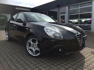 brugt Alfa Romeo Giulietta 1,4 M-Air 170 Distinctive