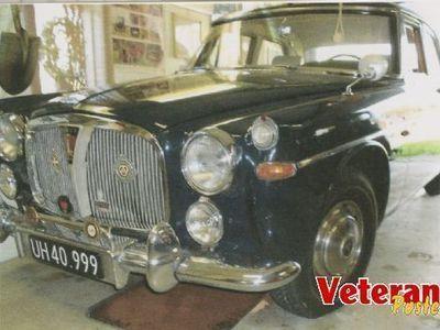 brugt Rover P5 MK3