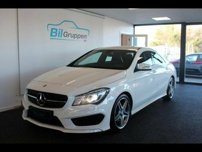 used Mercedes CLA180 1,6 AMG Line