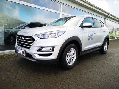 brugt Hyundai Tucson 1,6 CRDi Value+ DCT 136HK 5d 7g Aut.