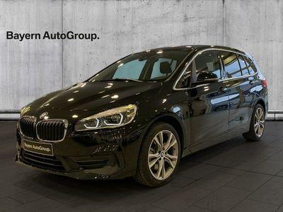 brugt BMW 218 Gran Tourer d 2,0 Sport Line aut. 7p