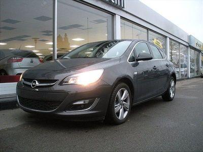 brugt Opel Astra 1,4 T 140 Sport S/S 5d