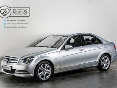 used Mercedes C220 2,2 CDi Avantgarde aut. BE