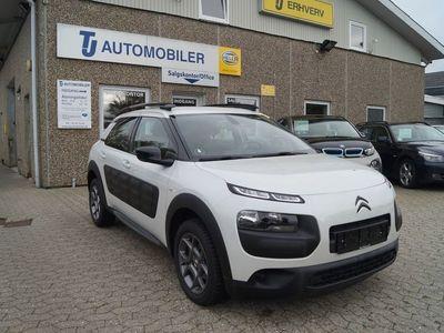 brugt Citroën C4 Cactus 1,6 BlueHDi 100 Feel Free
