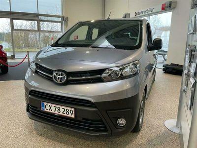 brugt Toyota Verso ProaceLong 2,0 D Combi Luksuspakke 122HK 6g Aut.