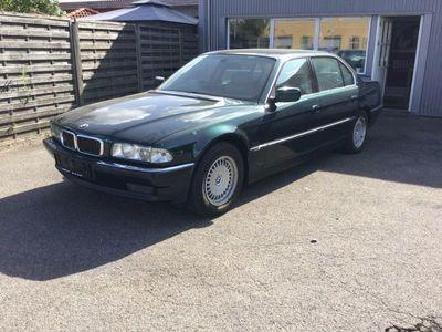 brugt BMW 750L i 5,4 aut.