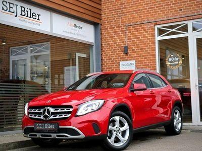 usado Mercedes GLA250 2,0 4MATIC 7G-DCT Urban 211HK aut 5d