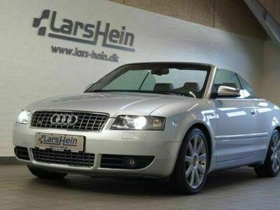 brugt Audi S4 Cabriolet quattro