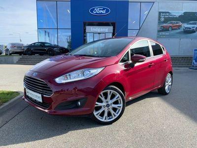 brugt Ford Fiesta 1,0 SCTi 125 Titanium X