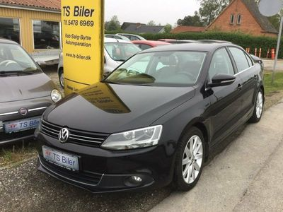 used VW Jetta 2,0 TDi 140 Highline BMT