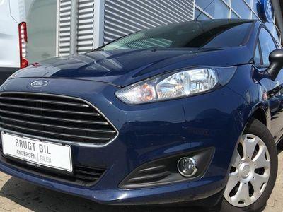 usado Ford Fiesta 1,5 TDCi Trend 2WD 95HK 5d