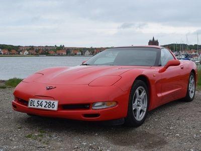 käytetty Chevrolet Corvette 5,7 344HK 2d Aut.
