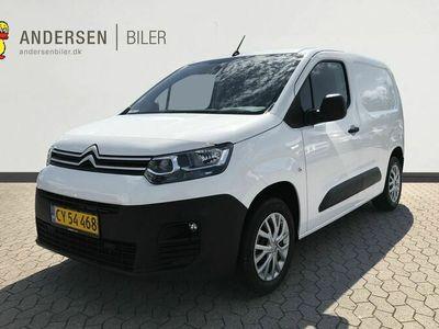brugt Citroën Berlingo L1 1,5 Blue HDi Proffline start/stop 100HK Van