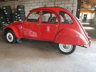 brugt Citroën 2CV Club