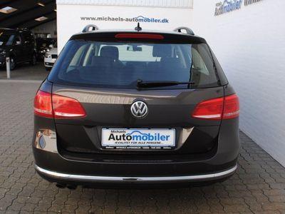 brugt VW Passat TDi 140 Comfortl. Vari. BMT