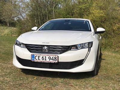 used Peugeot 508 2,0 BlueHDi Allure EAT8 start/stop 163HK 8g Aut.