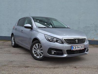 brugt Peugeot 308 1,2 PureTech Selection Sky 130HK 5d 6g