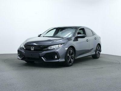 brugt Honda Civic 1,6 i-DTEC Elegance Navi 120HK 5d 6g A++