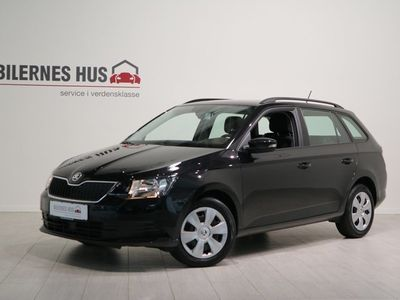 brugt Skoda Fabia 1,0 TSi 110 Ambition Tour Combi DS