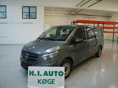 brugt Mercedes Vito 119 2,2 BlueTEC Mandskabsvogn aut. XL