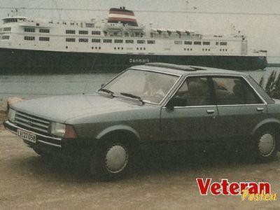 brugt Ford Granada 2,3 L