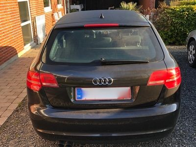 brugt Audi A3 2,0 TDI AUT.