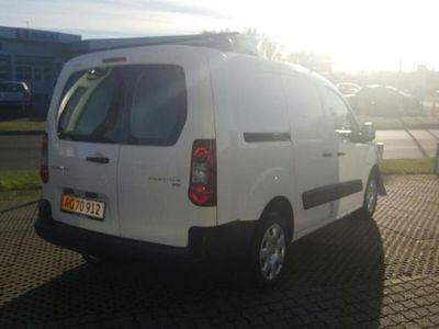 brugt Peugeot Partner e-HDi 1,6