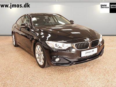 käytetty BMW 420 Gran Coupé d 2,0 aut.