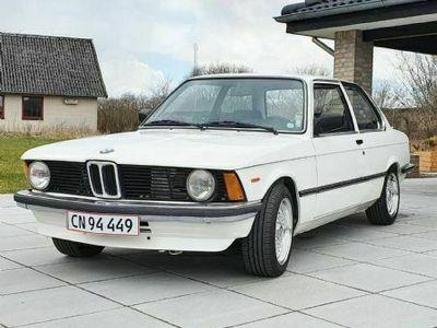 brugt BMW 315 E21