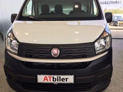 brugt Fiat Talento L1H1 1,6 MJT 120HK Van 6g