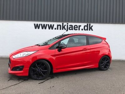 used Ford Fiesta 1,0 EcoBoost Red Edition Start/Stop 140HK 3d