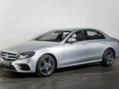 brugt Mercedes E300 0 AMG Line aut.