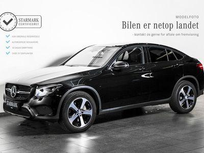 brugt Mercedes GLC250 2,0 Coupé aut. 4-M