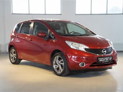 usata Nissan Note 1,2 Acenta Plus Tech Pack 80HK 5d