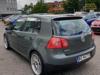 brugt VW Golf V 1.9tdi
