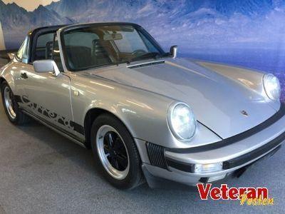 brugt Porsche 911 Carrera 3,0 Targa