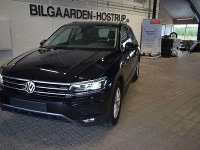 brugt VW Tiguan 2,0 TDi 150 Highline DSG 4M Van