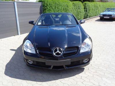używany Mercedes SLK200 1,8 Kompressor 184HK Cabr. 6g