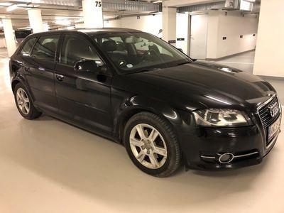 usado Audi A3 Sportback 2.0 140 HK Ambiente