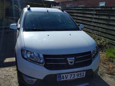 brugt Dacia Sandero 1.5 dCi 90 StepwayStepway