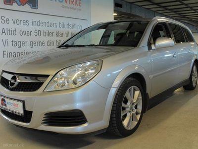 used Opel Vectra Wagon 1,9 CDTI Elegance 120HK Stc 6g