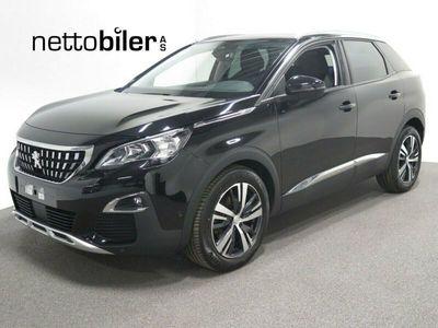 brugt Peugeot 3008 1,2 e-THP 130 Allure EAT6