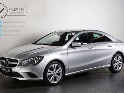 brugt Mercedes CLA220 CDi aut.