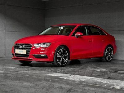 käytetty Audi A3 2,0 TDI Ambiente 150HK 6g
